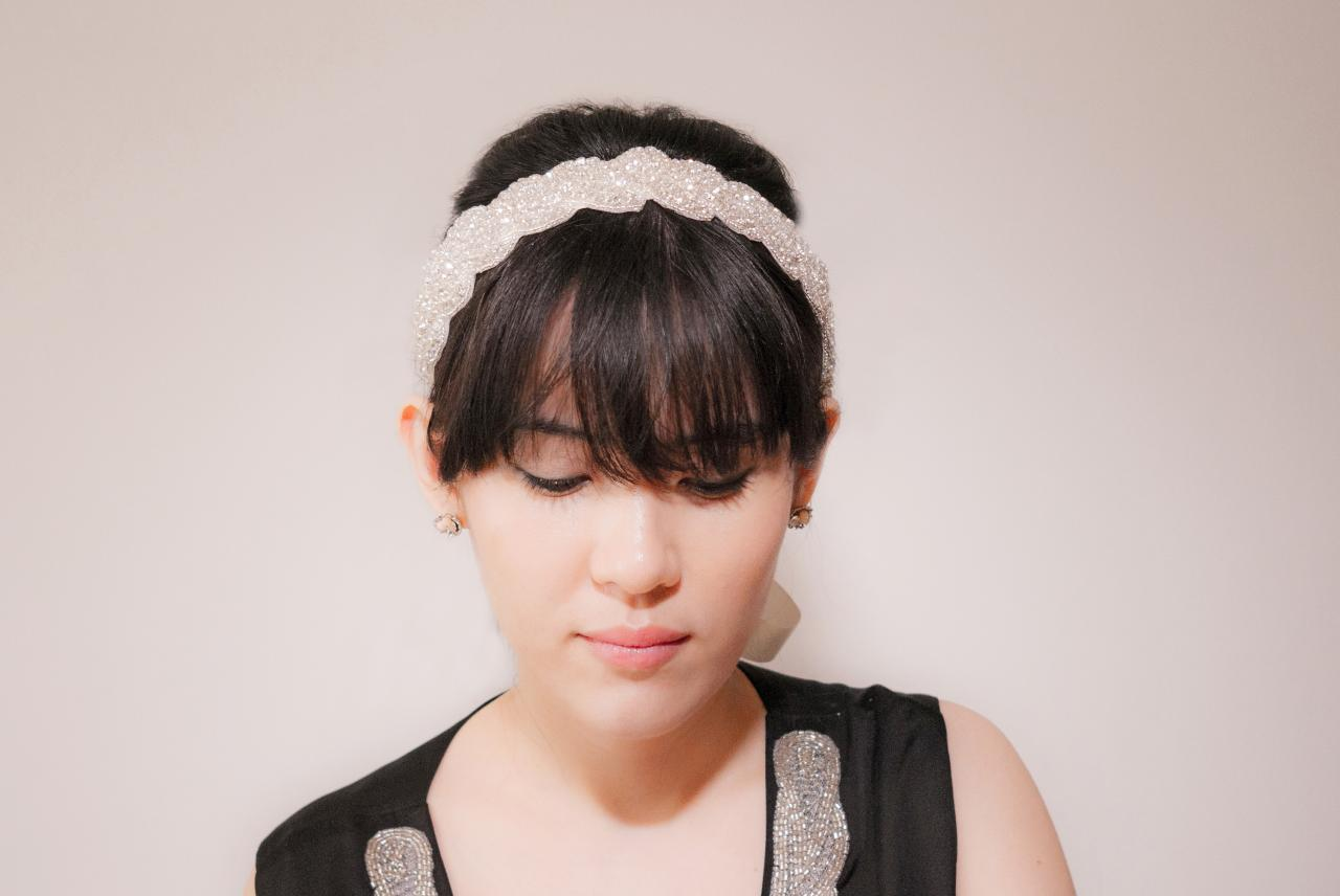 Amelie Hair Piece